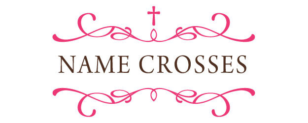 Name Crosses - Personalized Baptism and Wedding Gifts - Name Crosses logo